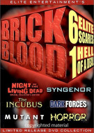 Brick Of Blood Movie