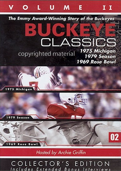Ohio State: Buckeye Classics - Volume 2 Movie