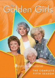 Golden Girls, The: The Complete Fifth Season Movie
