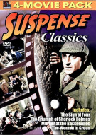 Suspense Classics: 4 Movie Pack - Volume 2 Movie