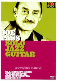 Joe Pass: Solo Jazz Guitar Movie