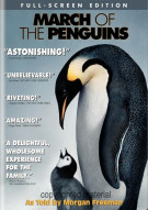 March Of The Penguins (Fullscreen) Movie