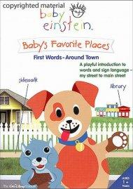 Baby Einstein: Babys Favorite Places Movie