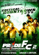 Pride FC: Critical Countdown 2005 Movie
