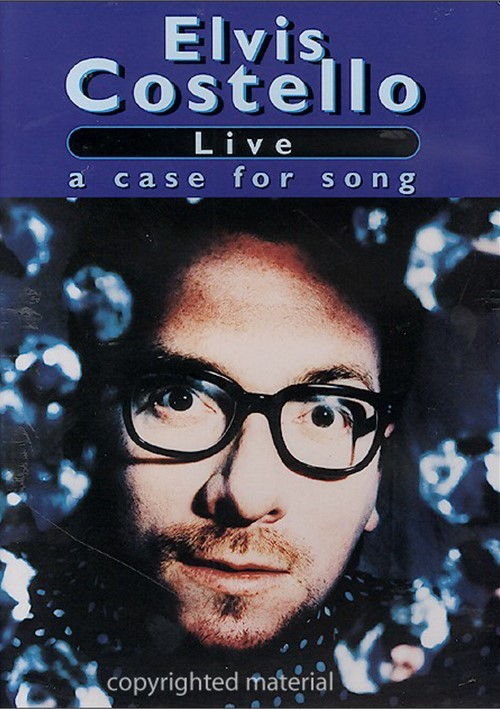 Elvis Costello: Live - A Case For Song Movie