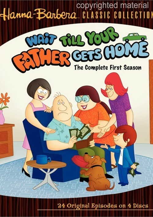 Wait Till Your Father Gets Home: The Complete First Season Movie
