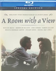 Room With A View, A: Special Edition Blu-ray