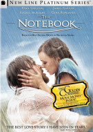 Notebook, The (With Golden Compass Movie Money) Movie