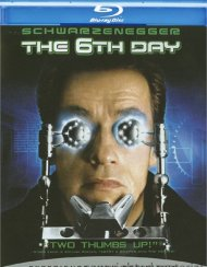 6th Day, The Blu-ray
