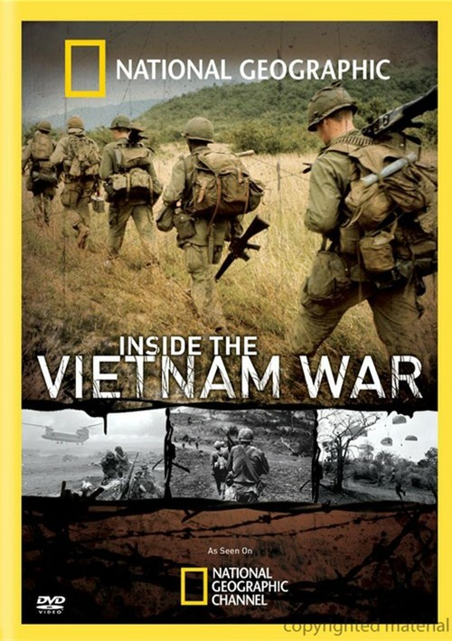 National Geographic: Inside The Vietnam War Movie