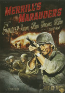 Merrills Marauders (Widescreen) Movie