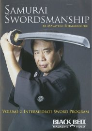 Samurai Swordsmanship: Volume 2 - Intermediate Sword Program Movie