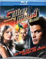 Starship Troopers 3: Marauder Blu-ray