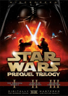 Star Wars Prequel Trilogy Movie