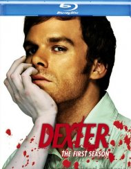 Dexter: The First Season Blu-ray