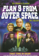 Plan 9 From Outer Space: In Color Movie