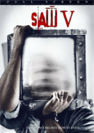 Saw V (Fullscreen) Movie