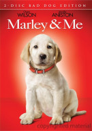 Marley & Me: 2 Disc Bad Boy Edition Movie
