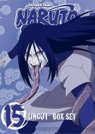 Naruto: Volume 15 - Special Edition Box Set Movie