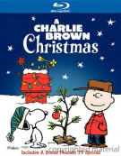 Charlie Brown Christmas, A: Deluxe Edition Blu-ray
