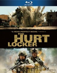 Hurt Locker, The Blu-ray