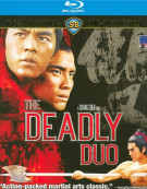 Deadly Duo Blu-ray