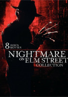 Nightmare on Elm Street Collection Movie