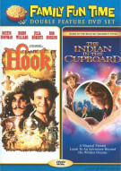 Hook / Indian In The Cupboard (Double Feature) Movie