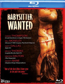 Babysitter Wanted Blu-ray