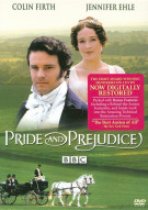 Pride & Prejudice Restored DVD Set Movie