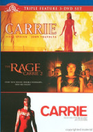 Carrie / The Rage: Carrie 2 / Carrie (2002) (Triple Feature) Movie