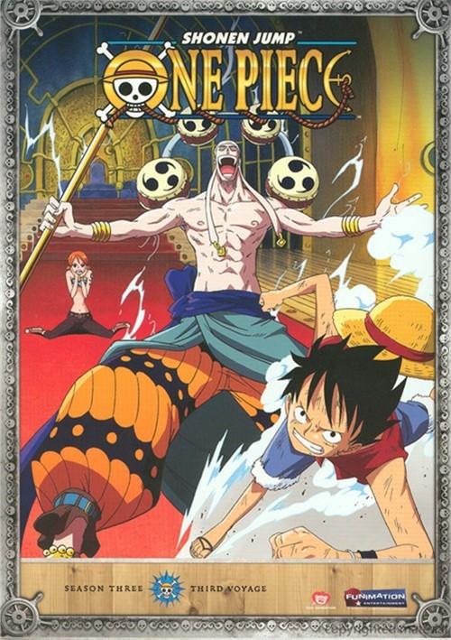 One Piece: Season Three - Third Voyage Movie