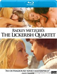 Lickerish Quartet, The Blu-ray