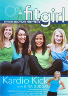 Fitgirl: Kardio Kick With Gina Guddat Movie