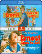 Ernest Goes To Camp / Ernest Goes To Jail (Double Feature) Blu-ray