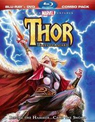 Thor: Tales Of Asgard (Blu-ray + DVD Combo) Blu-ray