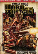 Hobo With A Shotgun: 2-Disc Collectors Edition (DVD + Digital Copy) Movie