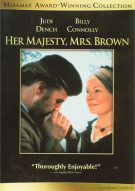 Her Majesty, Mrs. Brown Movie