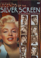 Legends Of The Silver Screen (Collectors Tin) Movie