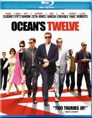Oceans Twelve (Blu-ray + DVD Combo) Blu-ray