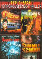 Horror/Suspense/Thriller (4 Pack) Movie
