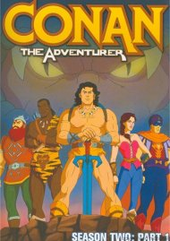 Conan The Adventurer: Season Two - Part One Movie