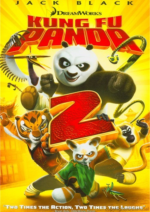 Kung Fu Panda 2 (Double DVD Pack) Movie