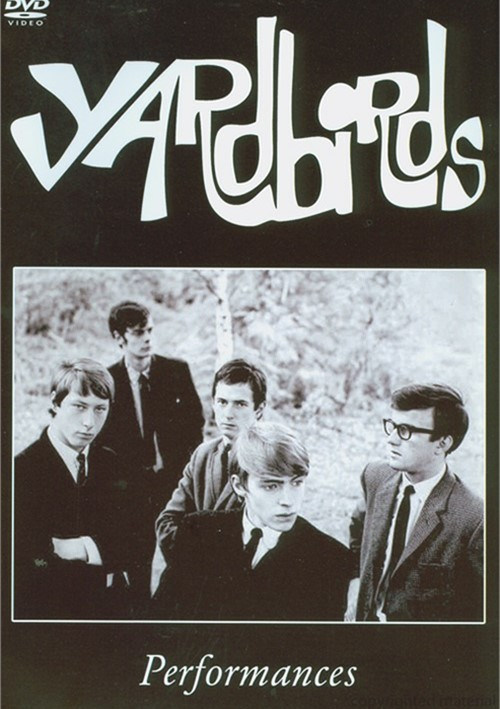 Yardbirds: Performances Movie