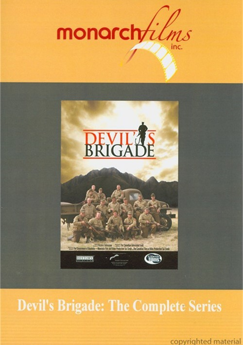 Devils Brigade: Complete Four Episode Series Movie