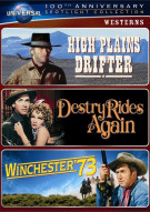 Westerns Spotlight Collection (High Plains Drifter / Destry Rides Again / Winchester 73) Movie