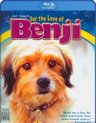 Benji: For The Love Of Benji Blu-ray