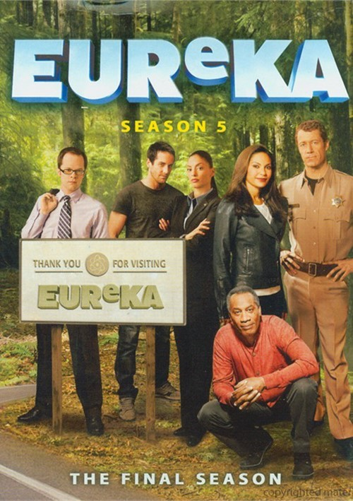 Eureka: Season 5 Movie