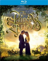 Princess Bride, The: The 25th Anniversary Edition Blu-ray