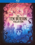 Tim Burton: Blu-ray Collection Blu-ray